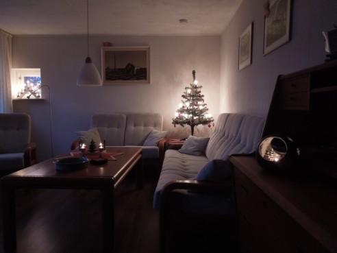 Jul i Ferielejligheden