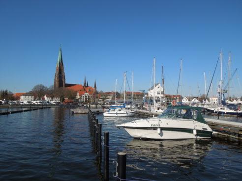 Nyt Cafe ved Slesvigs Havn