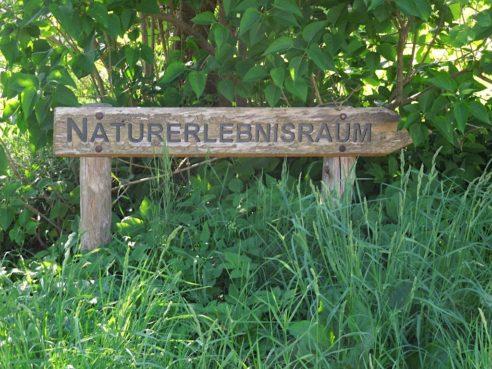 Der Naturerlebnisraum in Schleswig