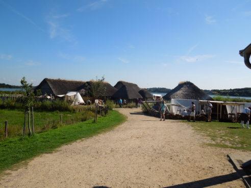 Verdenskulturarv Hedeby /Dannevirke