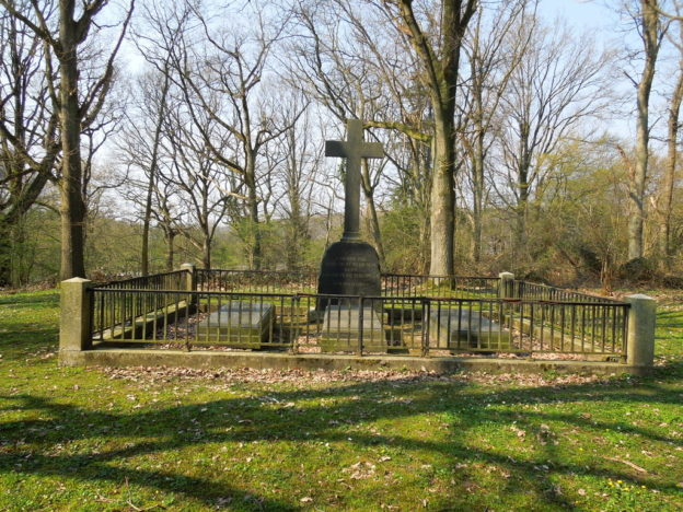 Grabstätte Brockdorff Rantzau